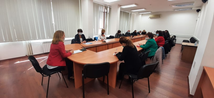 Днес, в Областна администрация Ямбол, се проведе заседание на Комисията по заетост към Областния съвет за развитие. На заседанието бе приета Регионалната...