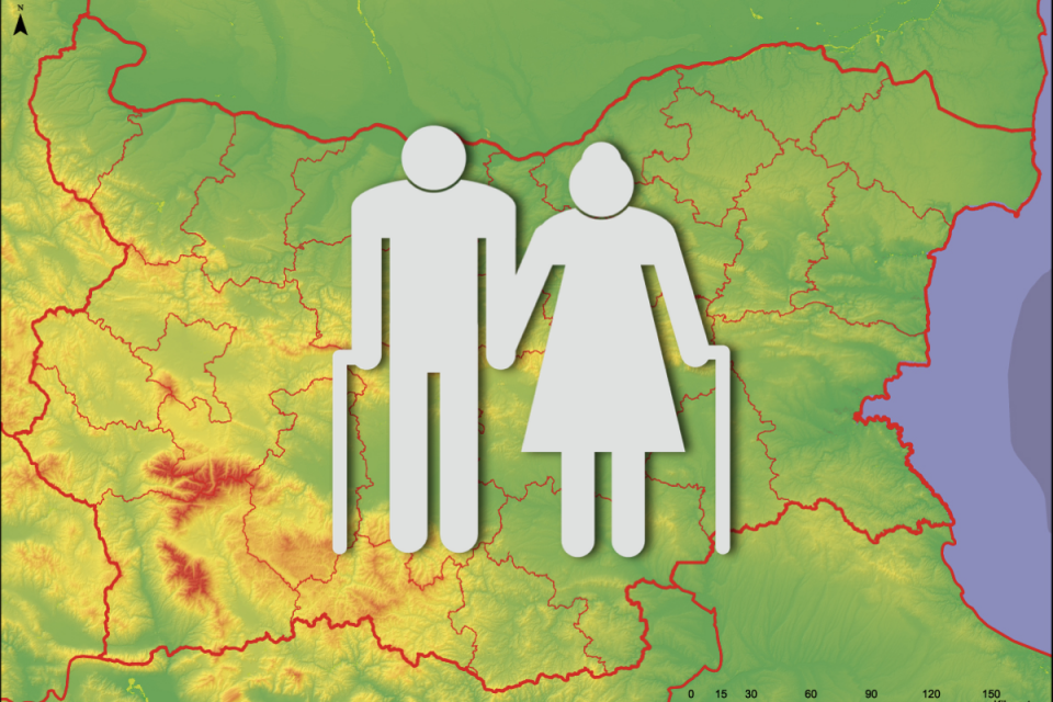 След 10 години хората на възраст на 80 г. ще съставляват близо 7% от населението. През 2050 г. те ще бъдат една десета от всички българи. Това показва...