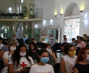 Доброволчески инициативи в Ямбол по повод Международния ден на младежта