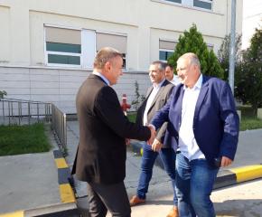 Договориха ускоряване на обработката на ТИР-ове на българо-турската граница