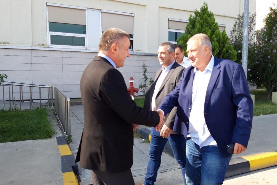 """Да се предприемат мерки както от българска, така и от турска страна за максимално увеличаване на пропускателната възможност на граничните пунктове """"Капитан..."""
