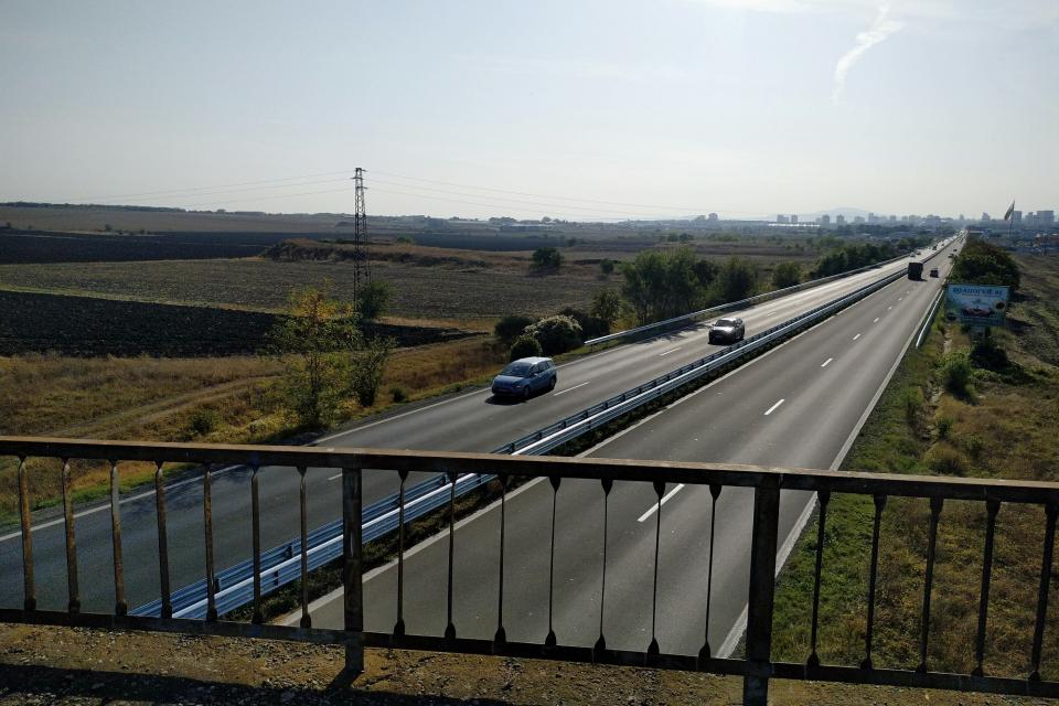 В седмицата 11-17 януари 2021 г. стартира изграждането на северния обходен път на гр. Бургас - от км. 230+700 на път I-9 Сарафово-Бургас до км. 493+550...