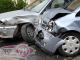 Два автомобила се удариха на главна улица (видео)