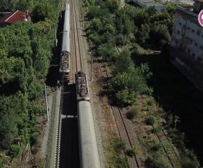 Два инцидента на един и същ ЖП-участък край Ямбол (влак)