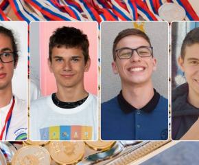 Два медала по химия от Международната Менделеевска олимпиада за България