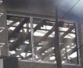 Два пожара за час в Ямбол (видео)