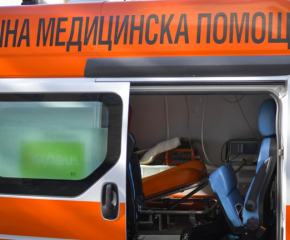 Двама са в болница след катастрофата на пътя Тенево-Каравелово