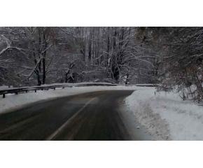 Движението през Котленския проход е ограничено за автомобили над 12 тона
