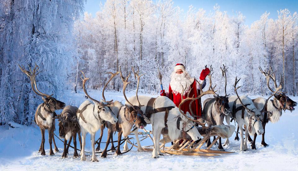 Северноамериканското космическо командване се готви, както всяка година, да проследи пътуването на Дядо Коледа в празничната нощ. Военните от НОРАД правят...