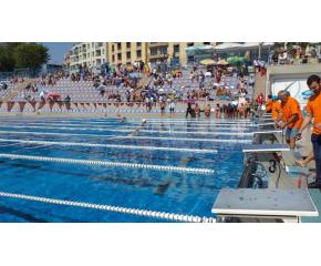 Държавно лично и отборно първенство по плуване за ветерани в Сливен