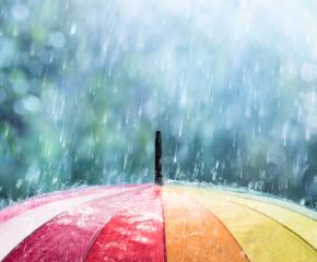 Дъждовна неделя ни очаква днес. Валежите ще продължат и следващата седмица