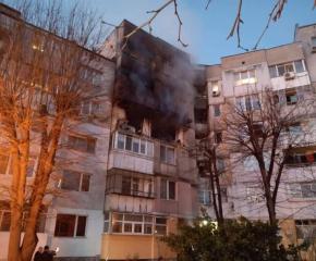 Един загинал и 7 в болница след взрива в апартамент във Варна