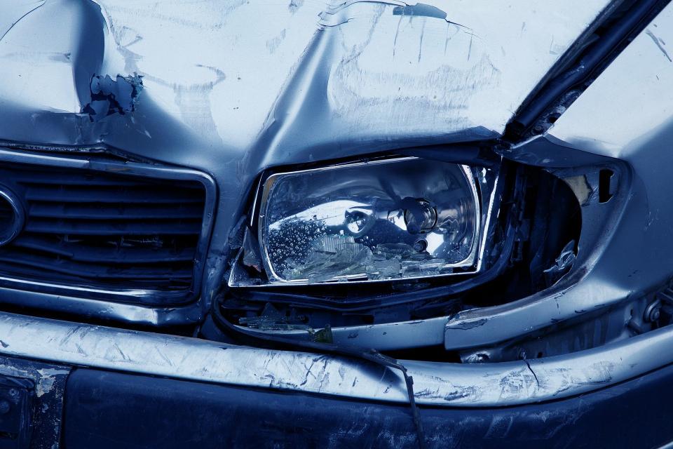 """/*снимката е илюстративна/ Два автомобила са се ударили на автомагистрала """"Тракия"""" във вторник. Сигналът е получен в ОДМВР – Ямбол около 17:40 часа, съобщиха..."""
