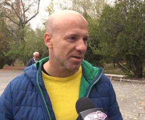 Енчо Керязов: Гласувах за един по-добър град. Нека всеки гласува по съвест