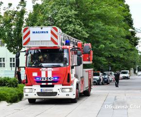 Евакуираха общинската администрация в Сливен за по-малко от 6 минути