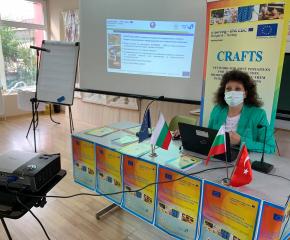 """Евроклуб """"Жена"""" успешно приключва реализирането на проекта """"Crafts"""""""