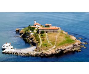"""Фестивал """"Биле Фест"""" започва от днес на остров Света Анастасия"""