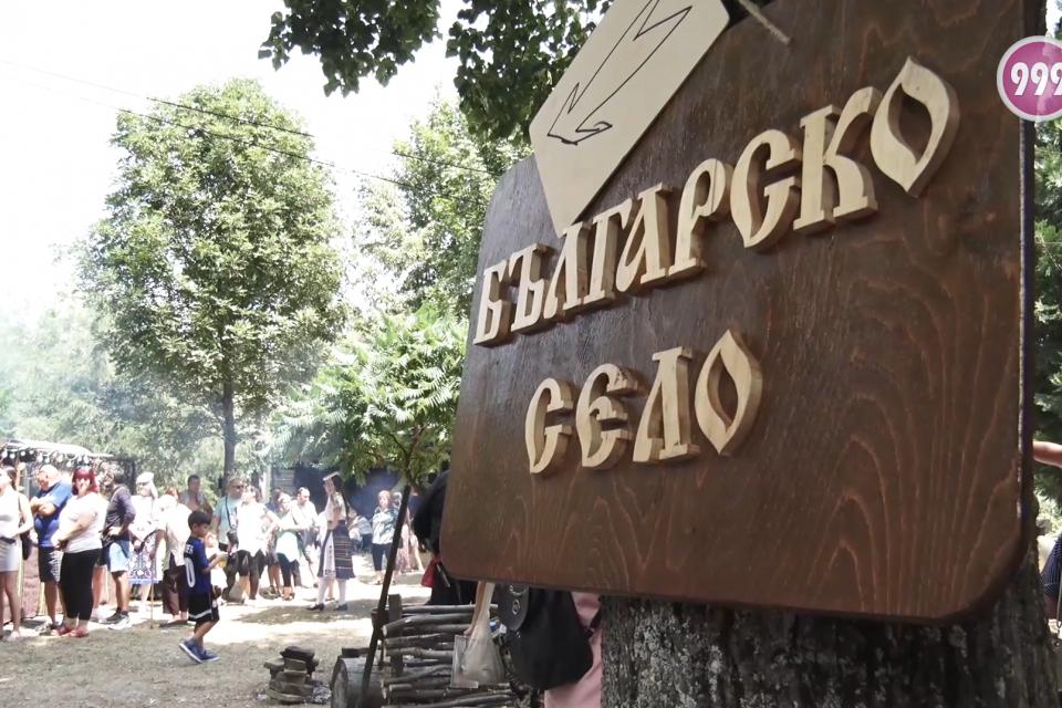 Фестивал на етносите, багрите и Котленския килим се състоя в Котел. Хиляди посетители от цялата страна се потопиха в бита на етносите, съжителстващи на...