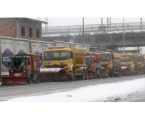 Фирмите, поддържащи пътищата в Ямболска област, са готови за зимата