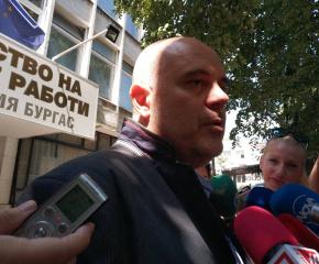 Гешев в Бургас, заради разкрито убийство