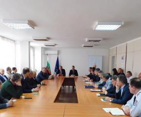 Гл. комисар Георги Арабаджиев даде добра оценка за дейността на ОДМВР –Ямбол през изминалата година