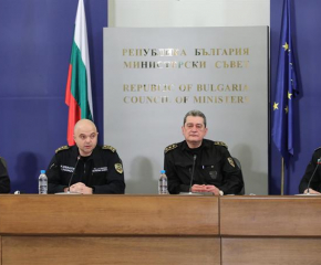 Главен комисар Иванов: МВР спазва задълженията си за контрол на ограниченията, въведени със заповед