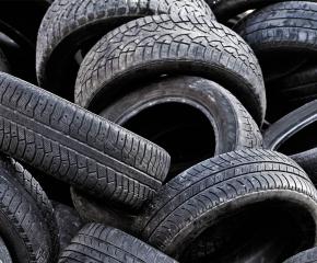 Глобяват с по 10 хил. лв. за нерегламентирано изхвърляне на стари гуми