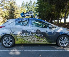 Google Street View идва отново в Ямбол и Елхово