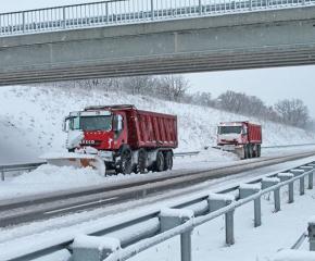 В готовност за зимата: 3000 машини ще чистят пътищата, на склад има 35 500 т сол