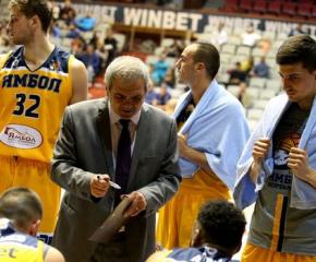 Готвят промени в баскетболния клуб на Ямбол