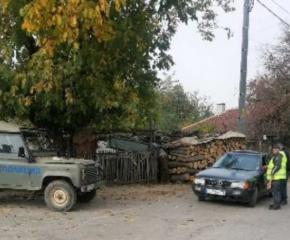 В Градец масово зареждат къщите си с незаконно добити дърва