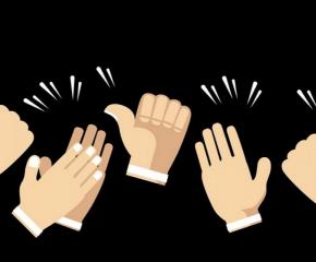 Граждани отправиха аплодисменти към българските медици