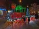 Грейнаха светлините на коледната елха в Сливен