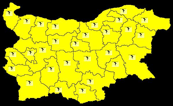 През първата половина на деня ще вали главно в Източна и Северна България, но в следобедните и вечерните часове в много райони ще се развие мощна купесто-дъждовна...