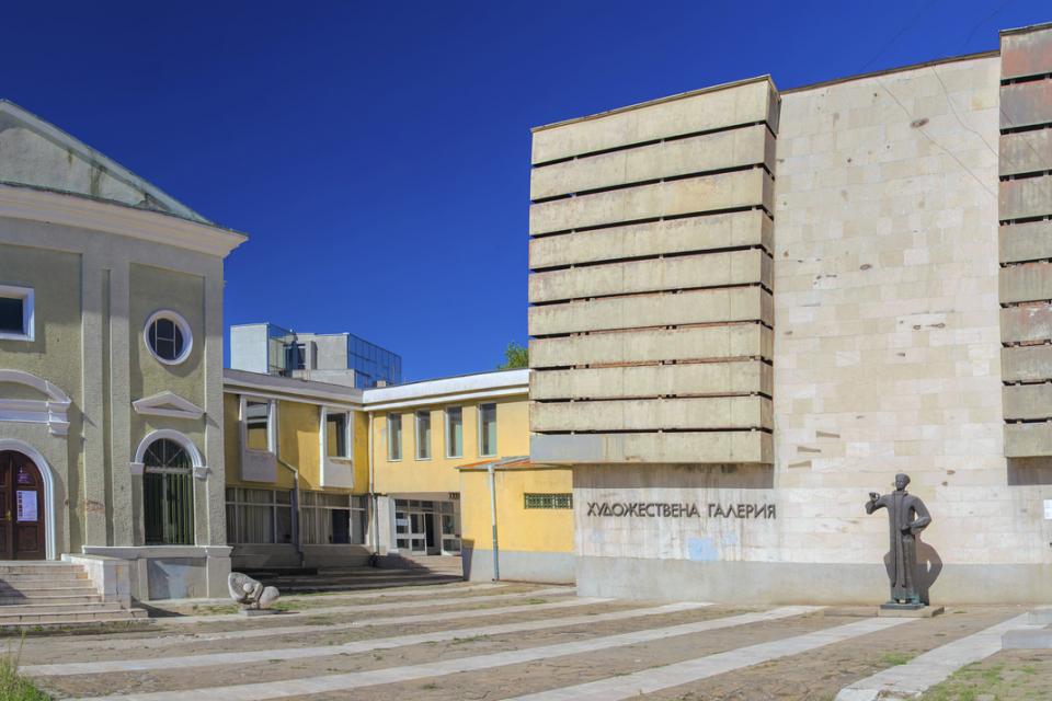 """Художествена галерия """"Жорж Папазов"""" - Ямбол спечели Националната награда """"Музейна образователна дейност"""" в категория """"Културен институт - общински музей/художествена..."""