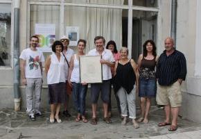 Художници и бизнесмени обединени от общата цел да откупят графика на Жорж Папазов