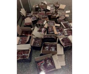 Хванаха 340 кг конрабандна паста за наргиле