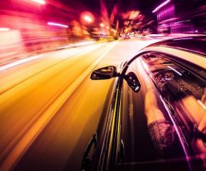 Хванаха шофьор да кара със 189 км/ч в Пловдив