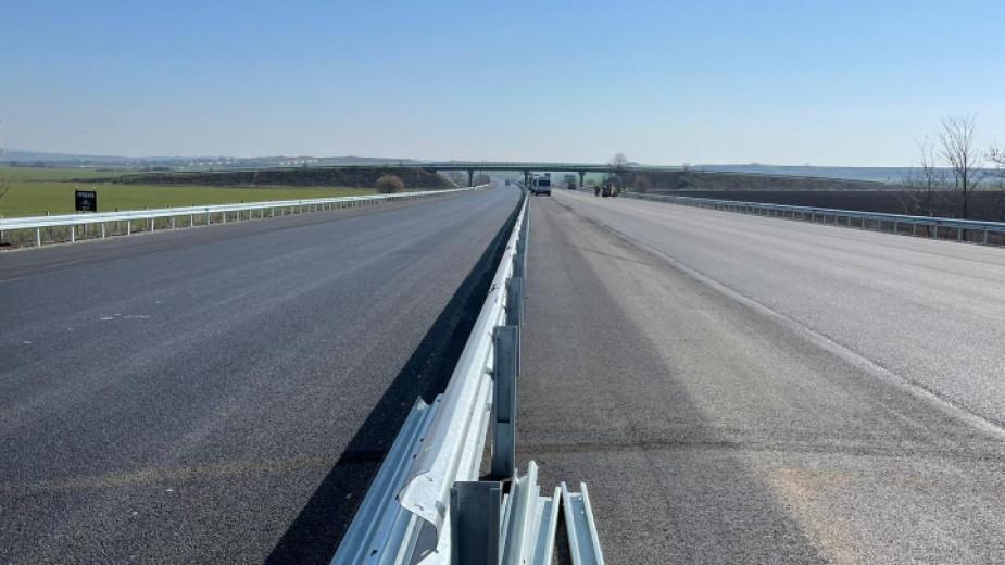 """Възможностите за възобновяване на проекта за изграждане на магистрала """"Рила"""" обсъдиха експерти по пътно строителство заедно с представители на Регионалното..."""