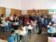Индивидуални чинове и място в столовата за учениците в Болярово