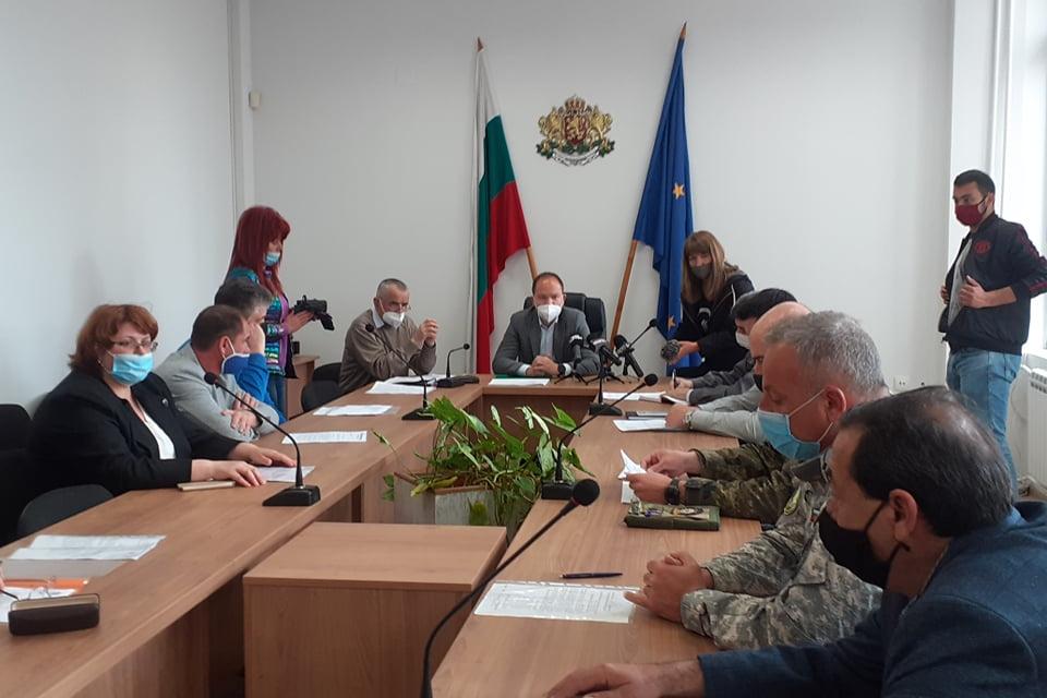 Днес, в Областна администрация Ямбол, се проведе заседание на Щаба за изпълнение на областния план за защита при бедствия на територията на област Ямбол....