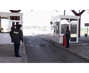"""Интензивен трафик за товарни автомобили на """"Лесово"""""""