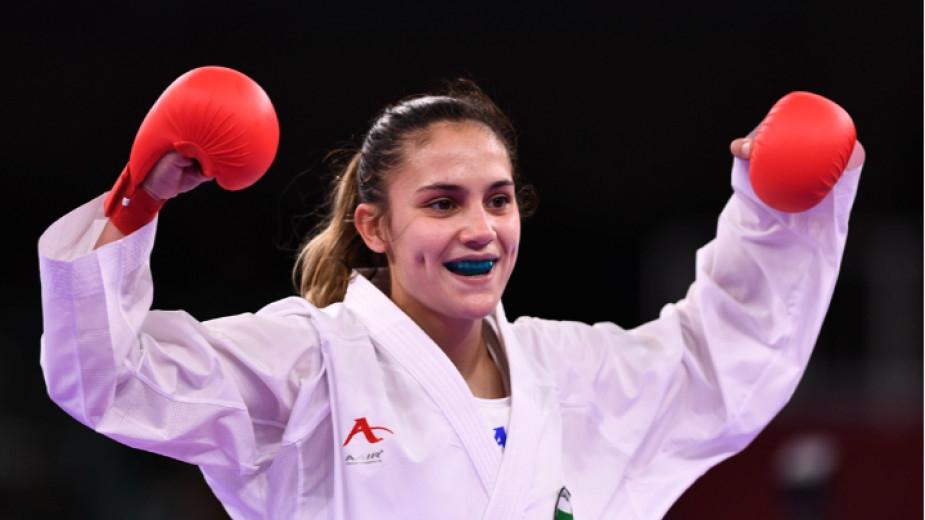 Ивет Горанова спечели златния медал в кумите в олимпийското карате в Токио. Така тя донесе първа титла от Игрите за България от Пекин 2008, когато триумфира...