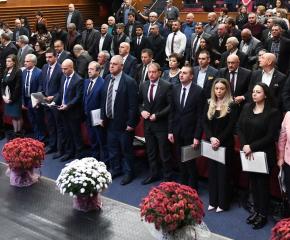 Избират зам. председатели на първото заседание на ОбС - Сливен