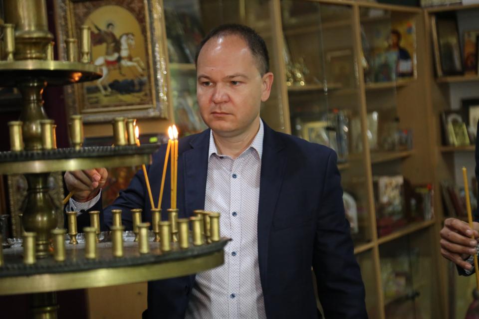 Водачът на листата на ГЕРБ-СДС в 31 МИР Димитър Иванов: И в петте общини на област Ямбол правилният избор е номер 5  По станала вече традиция, Коалиция...