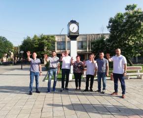 ИЗБОРИ 2021: ГЕРБ-СДС в Стралджа: Време е да изберем стабилността, сигурността в държавата!