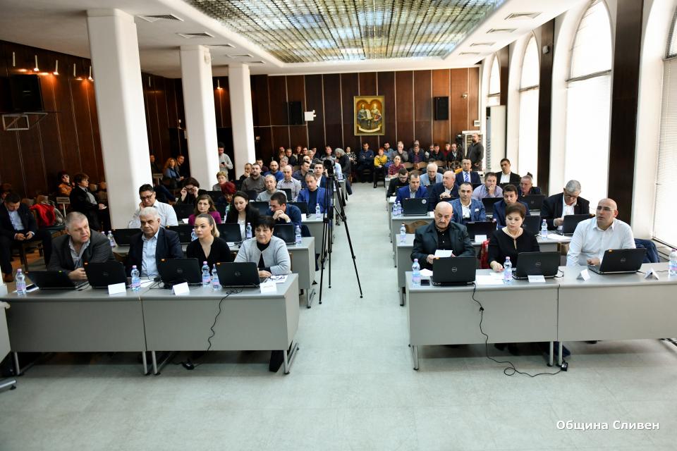 Веселина Тонева и Деян Дечев бяха избрани за зам.-председатели на общинския съвет в Сливен. Веселина Тонева за първи път влиза в местния парламент....