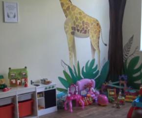 Изградиха стая за игри в Детското отделение на ямболската болница