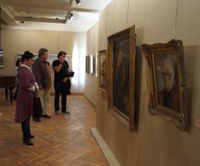 Изложба в чест на 110-годишнината на художника Панайот Панайотов