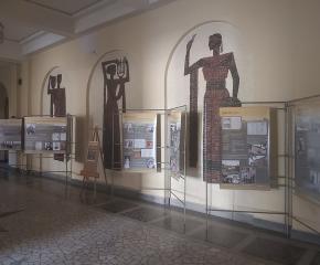 """Изложба на Историческия музей във фоайето на читалище """"Съгласие"""""""